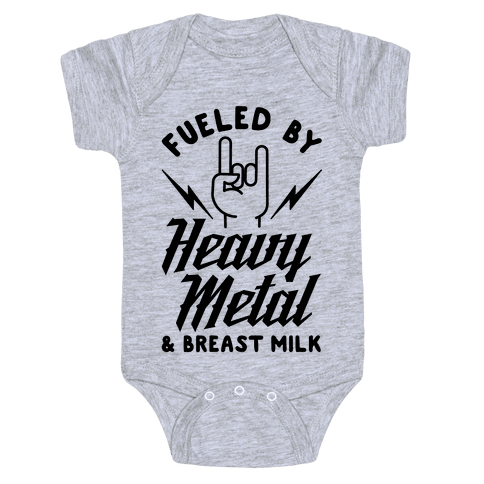 Fueled by Heavy Metal and Breast Milk