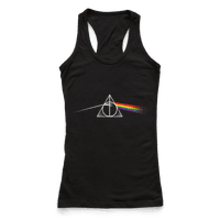 Dark Side of the Hallows Racerback