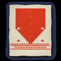 Pyramids Blanket
