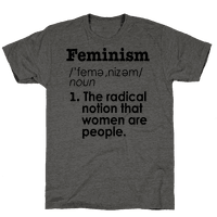 Feminism Definition Tee