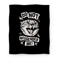 Do Not Misgender Me