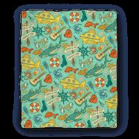 Life Aquatic Nautical Pattern