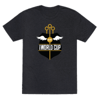 Quidditch World Cup Tee