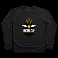 Quidditch World Cup Sweatshirt
