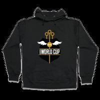 Quidditch World Cup Hoodie