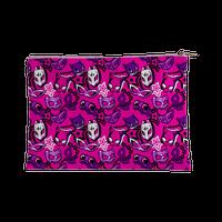 Persona Masks Pattern (Pink)