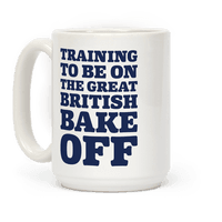 Training To Be On The Great British Bake Off Mug