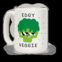 Edgy Veggie Mug