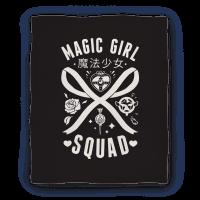 Magic Girl Squad Blanket Blanket