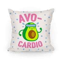 Avocardio Pillow