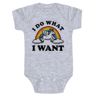 I Do What I Want (Unicorn) Baby