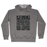 Then I Don't Care Hoodie