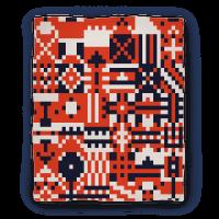 Square Pattern Blanket