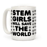STEM Girls Will Save the World