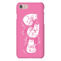 Gamer Cats Phonecase