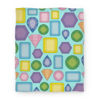 Gem Pattern Blanket