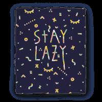 Stay Lazy Blanket