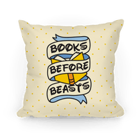 Books Before Beasts