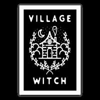 Village Witch Poster