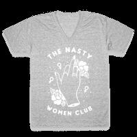 The Nasty Women Club Vneck