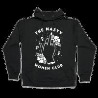 The Nasty Women Club Hoodie