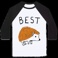 Best Buds Hedgehog Baseball