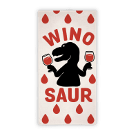 Winosaur Towel