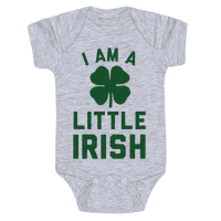 I Am A Little Irish Baby