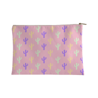 Pastel Cactus Accessorybag