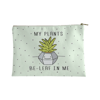 My Plants Be-Leaf In Me Accessorybag