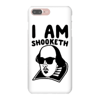 I Am Shooketh Phonecase