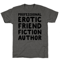 Professional Erotic Friend Fiction Author