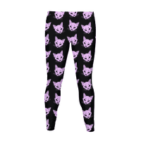 Sphynx Cat Pattern Legging