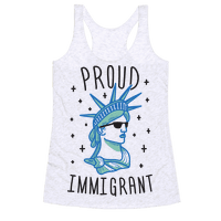 Proud Immigrant Liberty