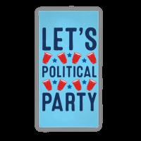 Lets Political Party (Towel) Towel