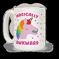 Magically Awkward Mug