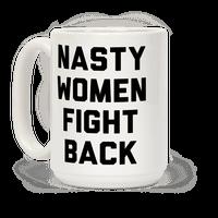 Nasty Women Fight Back