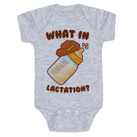 What in Lactation? Baby