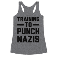 Training To Punch Nazis