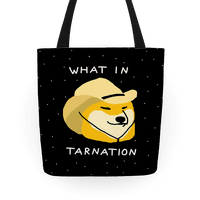 What In Tarnation Tote
