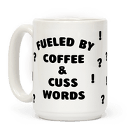 Fueled By Coffee And Cuss Words