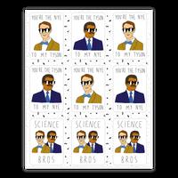 Science Bros Sticker