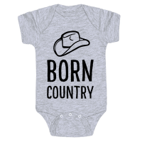 Born Country Baby