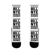 I'm So Glad Bill Nye Invented Science Sock