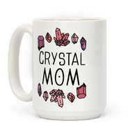 Crystal Mom Mug
